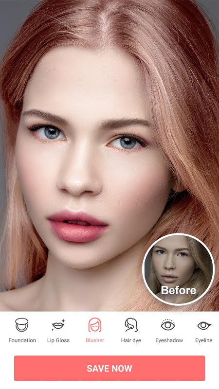 selfie camera beauty camera photo editor free android app