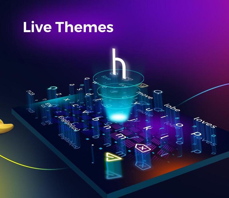Cheetah Keyboard - Emoji,Swype,DIY Themes Free Samsung Galaxy Pop