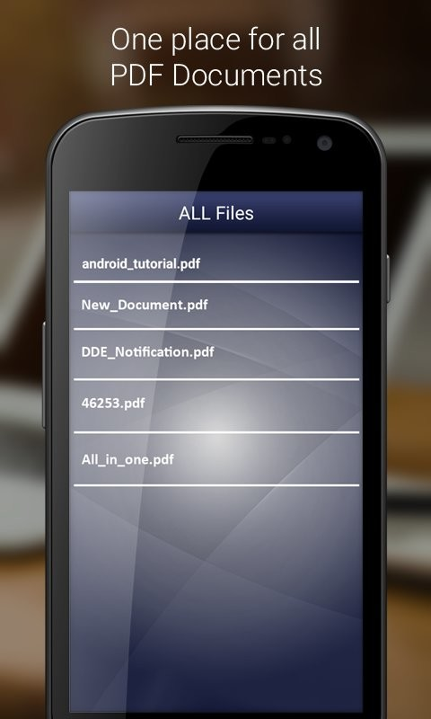 Pdf Reader For Samsung Mobile Phone