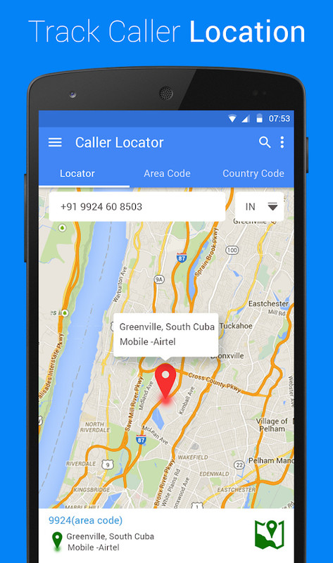 Mobile number tracker Free Android App download - Download the Free