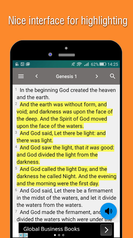King James Bible - KJV Offline Free Holy Bible Free Android