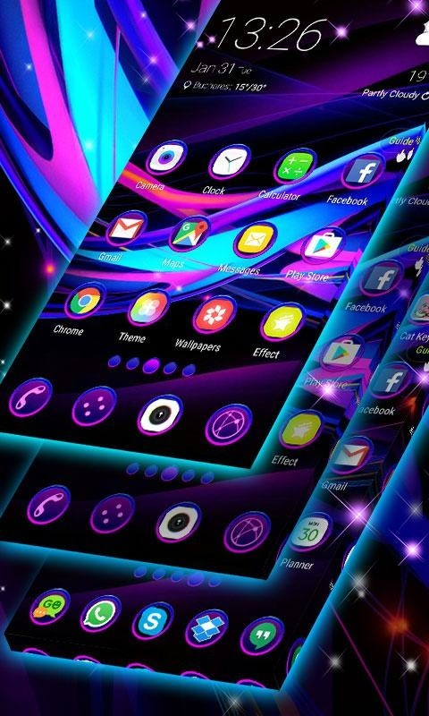 New Launcher 2018 Themes Free Samsung Galaxy Y App download