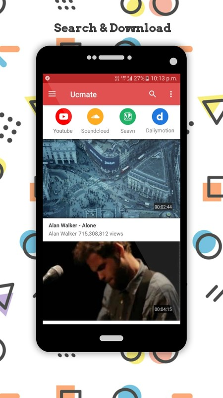 Ucmate Video Downloader Free HTC ChaCha App download