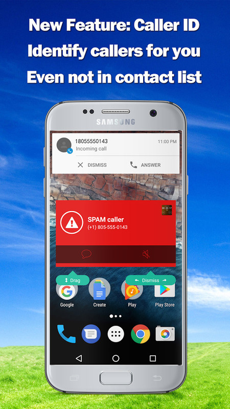 Countdown Timer & Stopwatch & Caller ID Free Android App