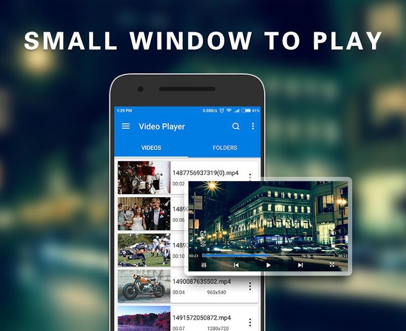 HD Equalizer Video Player Free Android App download
