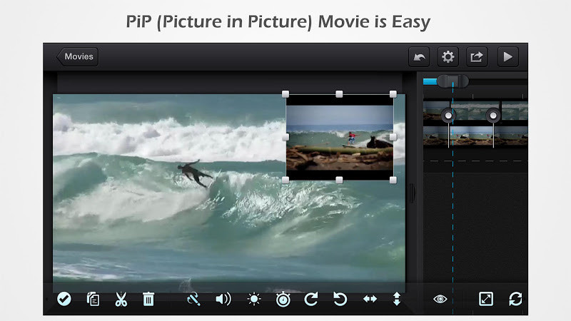 Cute CUT - Video Editor & Movie Maker Free Android App download