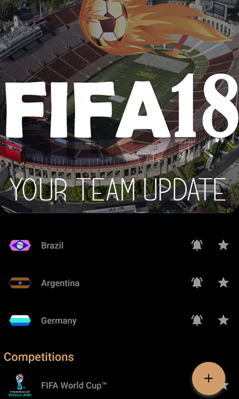 fifa world cup 2018 schedule game download