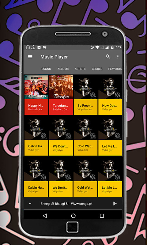 Music Player Free Android App download - Download the Free Music