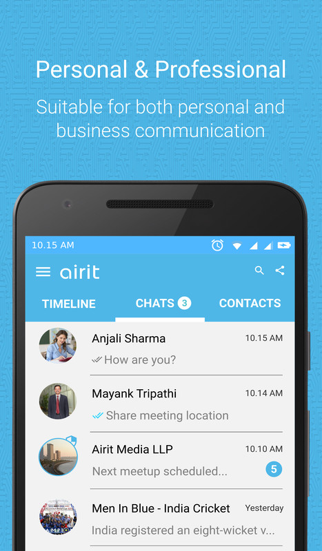 Airit Chat App Free Android App download - Download the Free