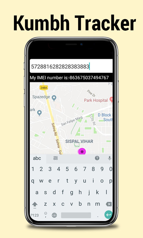 Kumbh Tracker Free Android App download - Download the Free