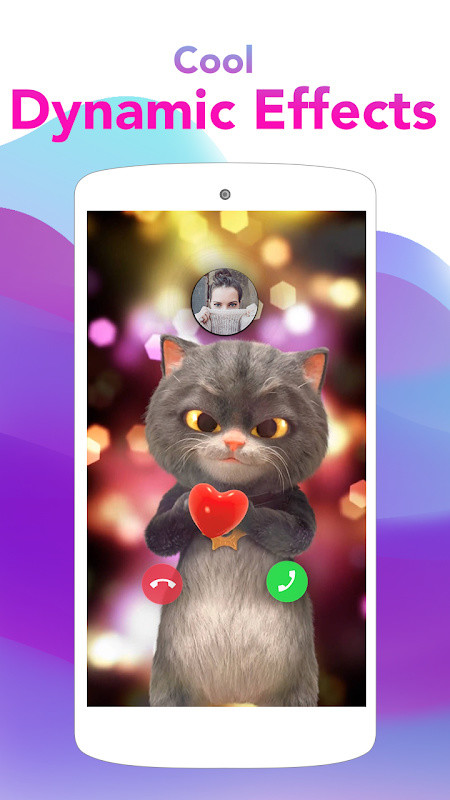 Color Call - Caller Screen, LED Flash Free Android App