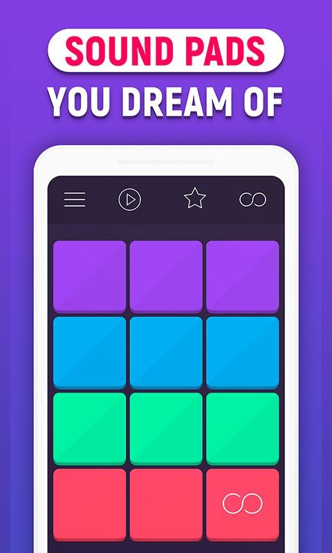 izi drum pad machine pro make beats edm music free android app download download the free. Black Bedroom Furniture Sets. Home Design Ideas
