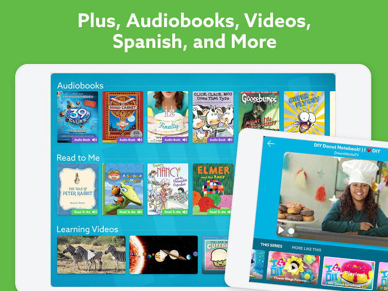 Epic!: Kids' Books, Audiobooks, & Learning Videos Free Android App