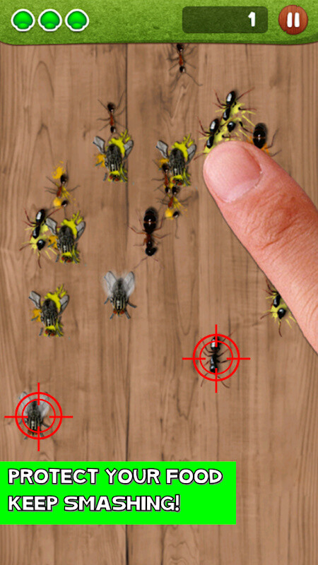 Ant Smasher by Best Cool & Fun Games Free LG Ally Game