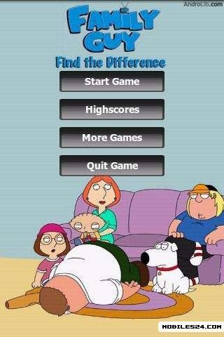 family guy games download free