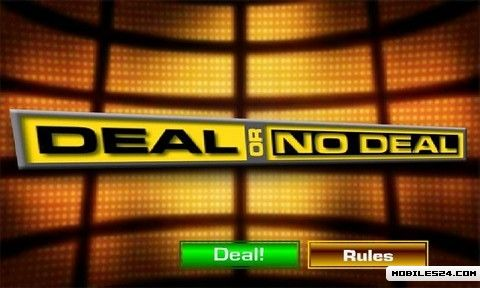 deal or no deal phone