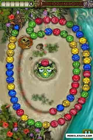 Zuma's Revenge! Free Android Game download - Download the Free