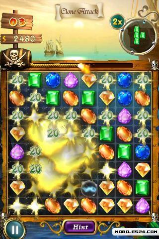 Jewel Deluxe Games