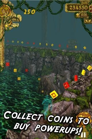Temple Run Free Samsung Galaxy Ace Game download - Download the Free