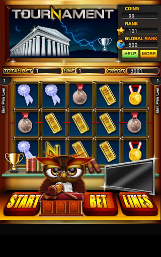 Slot Machine Java Game