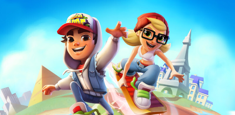 Subway Surfers Tokyo Yf Android 2/2