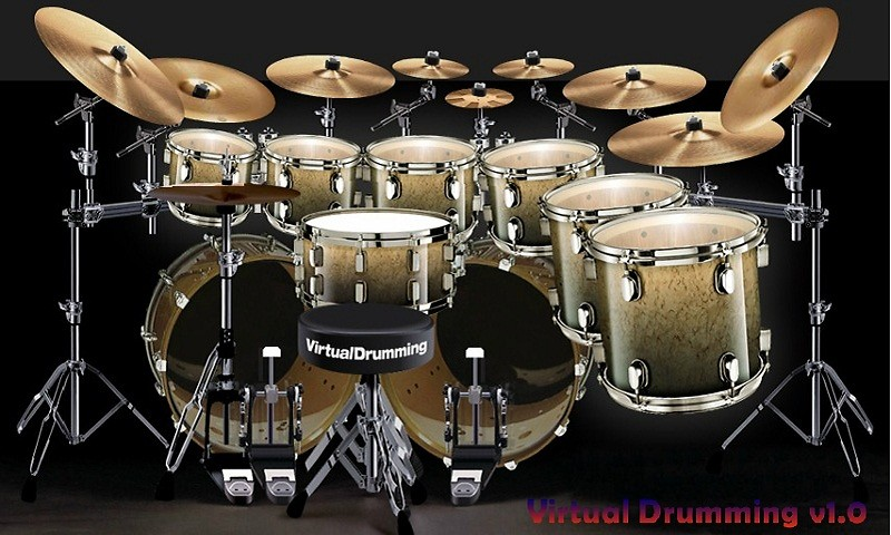play online drum set