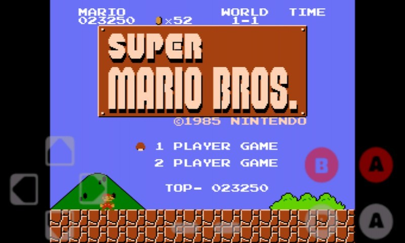super mario bros 1985 nintendo game download