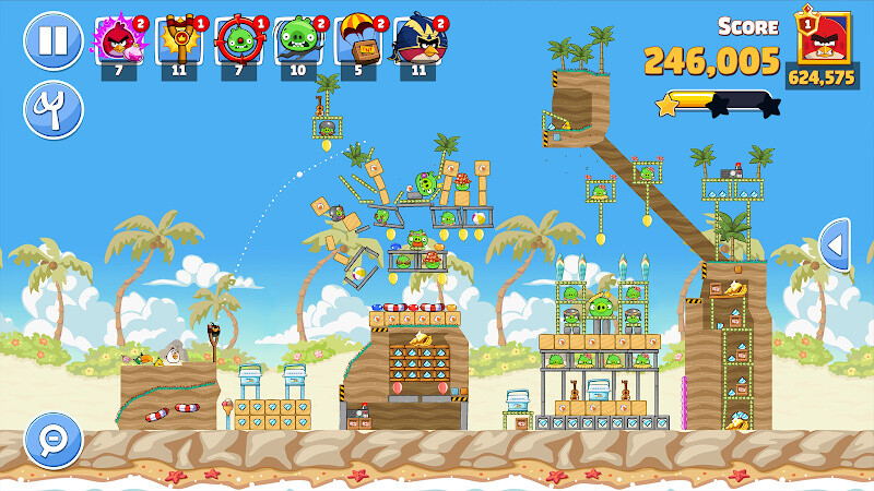 angry birds friends download for pc