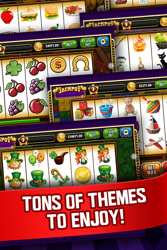 Vegas slots that payout the most