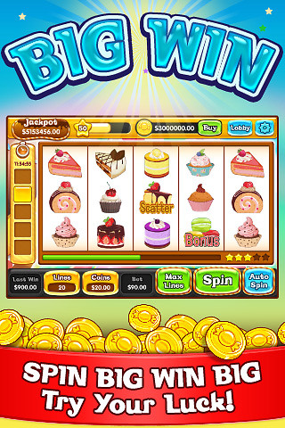 Sweet Treats Slots - Try your Luck on this Casino Game