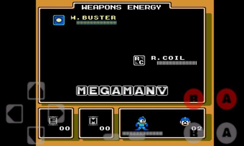 Mega Man(Rockman) 1-6 Free Android Game download - Download
