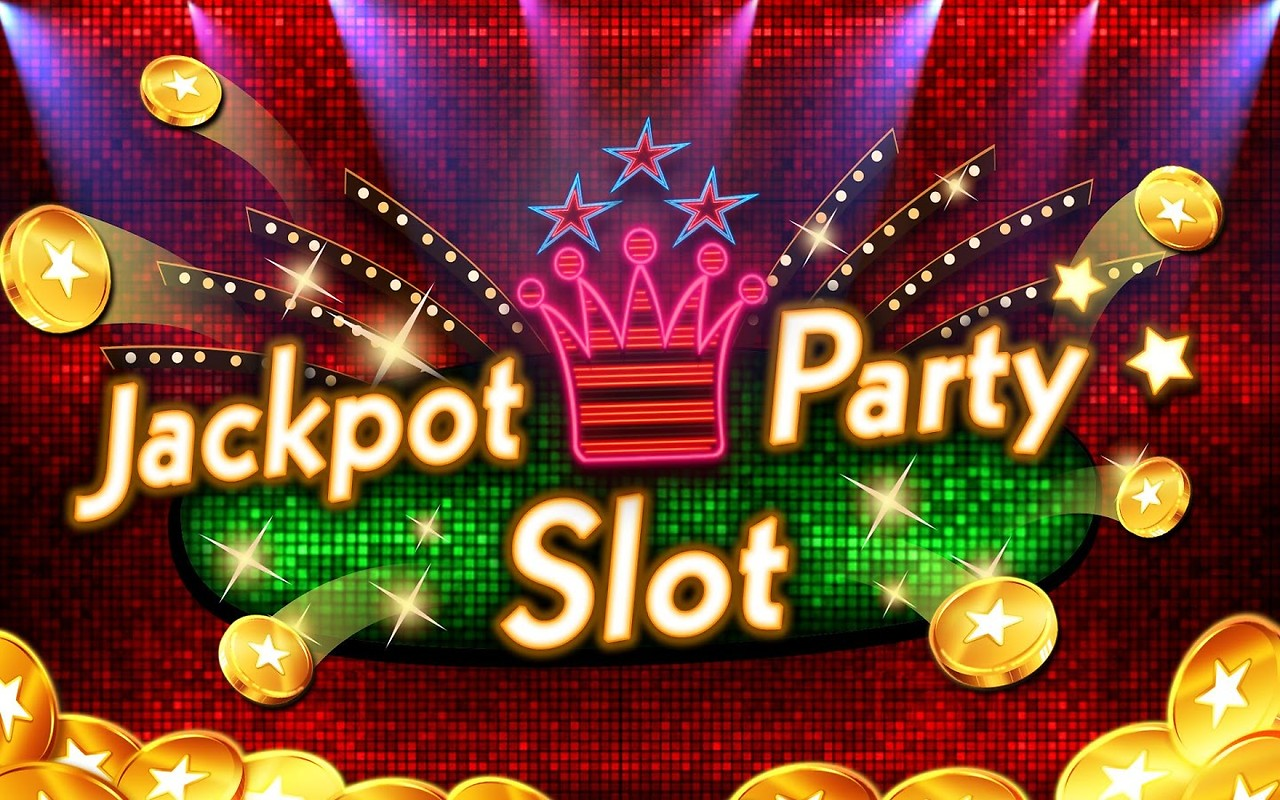 MASSIVE JACKPOTS & BONUSES! - Jackpot Party Slot gives you the chance