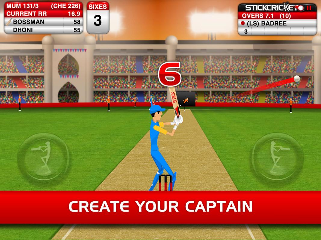 Stick Cricket Online PC Cricket Game - Phase Radar