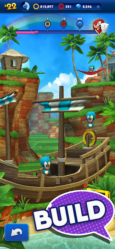 Sonic Dash Free Samsung Galaxy Y Duos Game download - Download the
