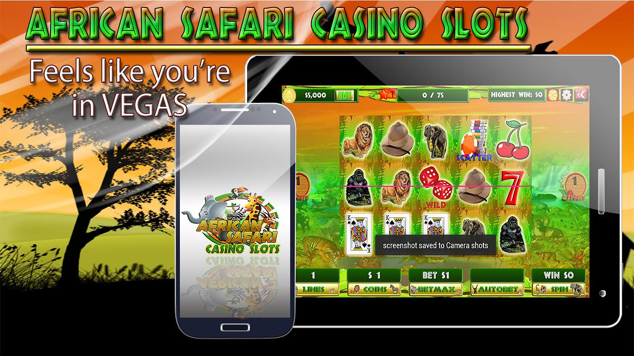 African Safari Slot