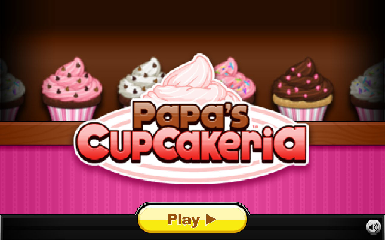 papa s cupcakeria games