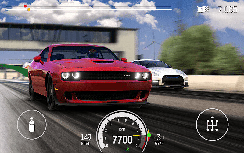 Nitro Nation Drag Racing Free Android Game download