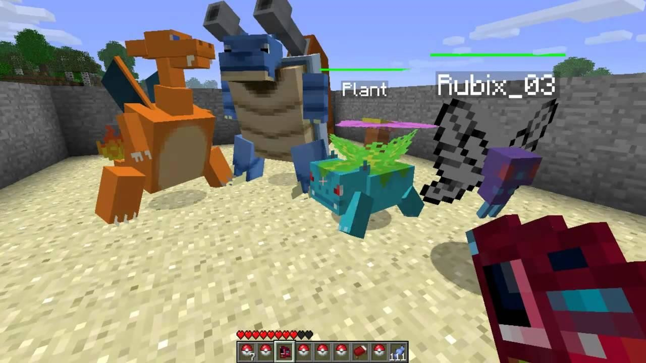 Pixelmon Minecraft Free Android Game download Download