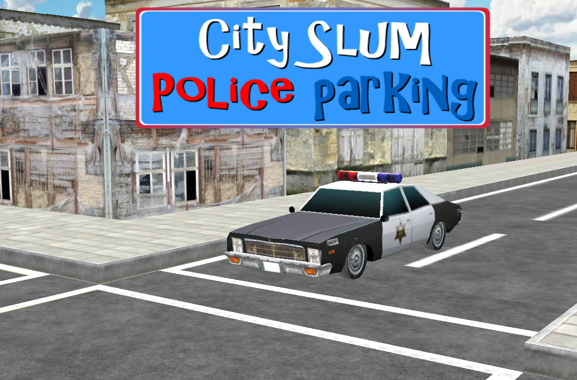 free 3d police car parking free android game download download the free free 3d police car. Black Bedroom Furniture Sets. Home Design Ideas