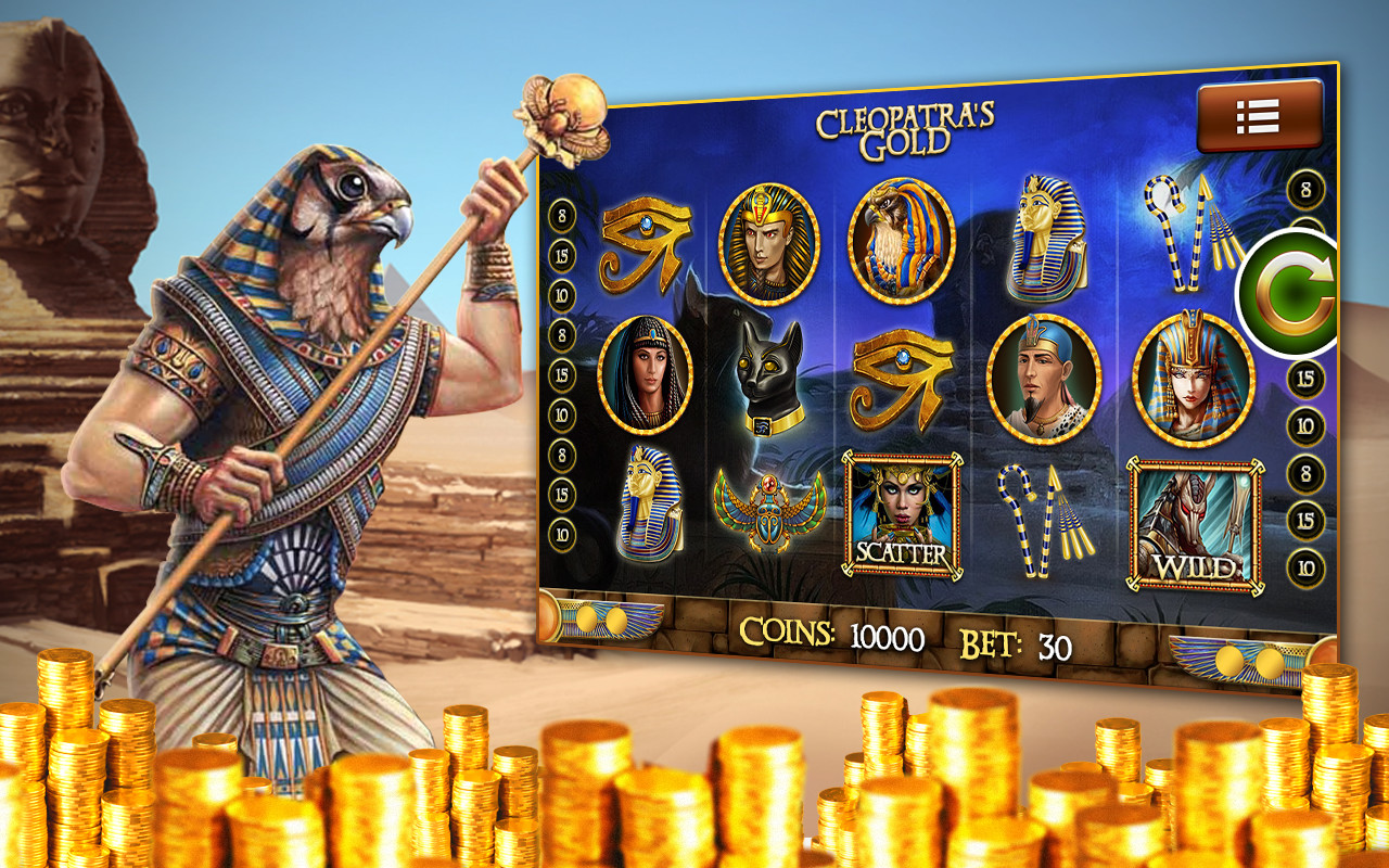 slots pharaohs journey for pc