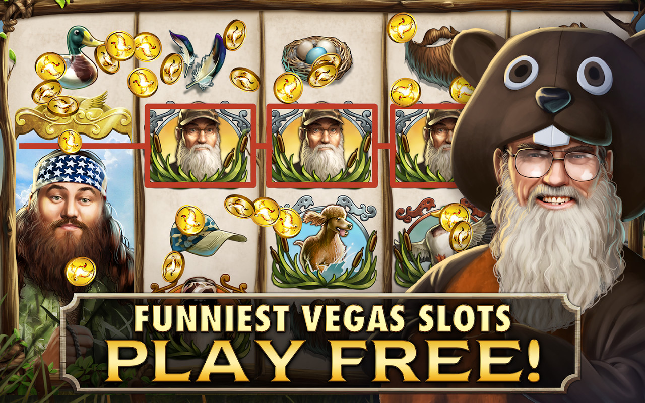 Duck dynasty slots hack apk