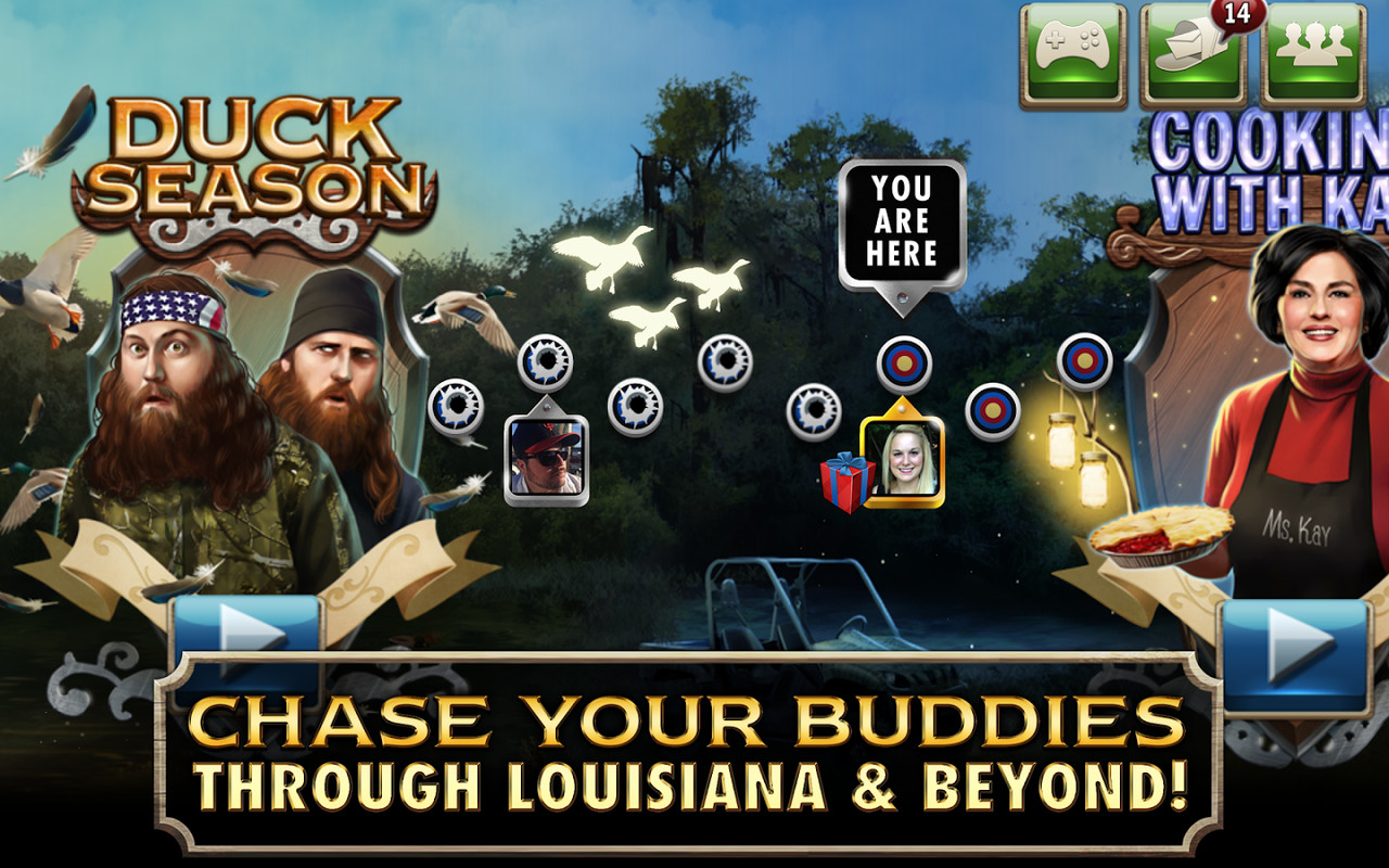 duck dynasty slots cheat engine