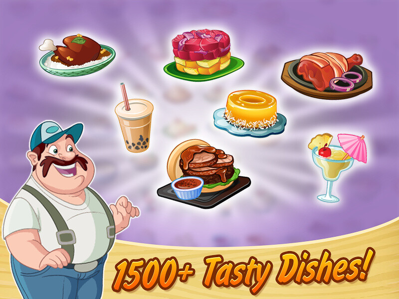 Kitchen Scramble: Cooking Game Free Android Game download - Download