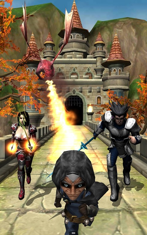 Running Quest : Temple Run Free Android Game download - Download the