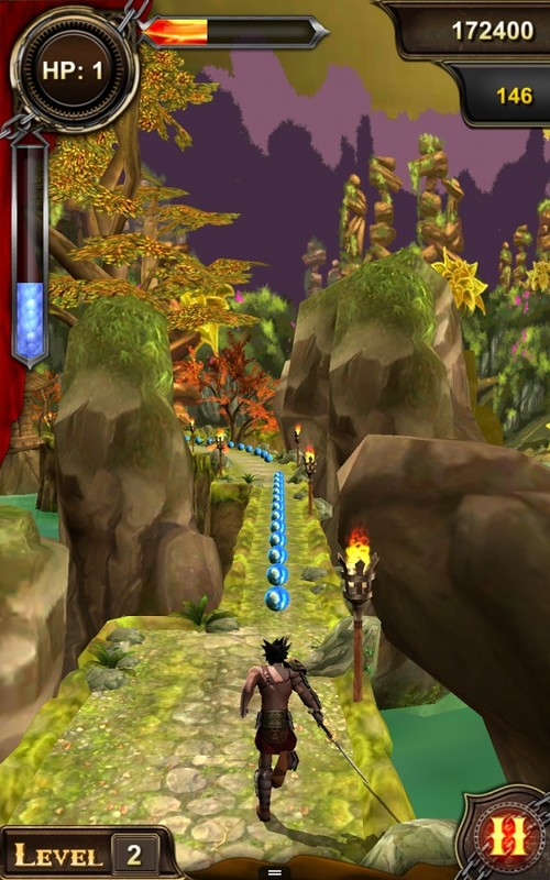 Running Quest : Temple Run Free Android Game download