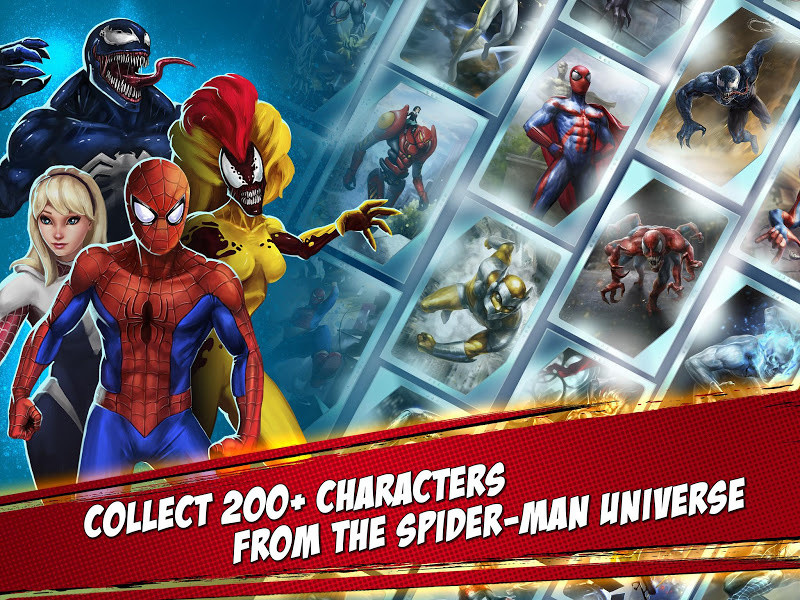 MARVEL Spider-Man Unlimited Free Android Game download