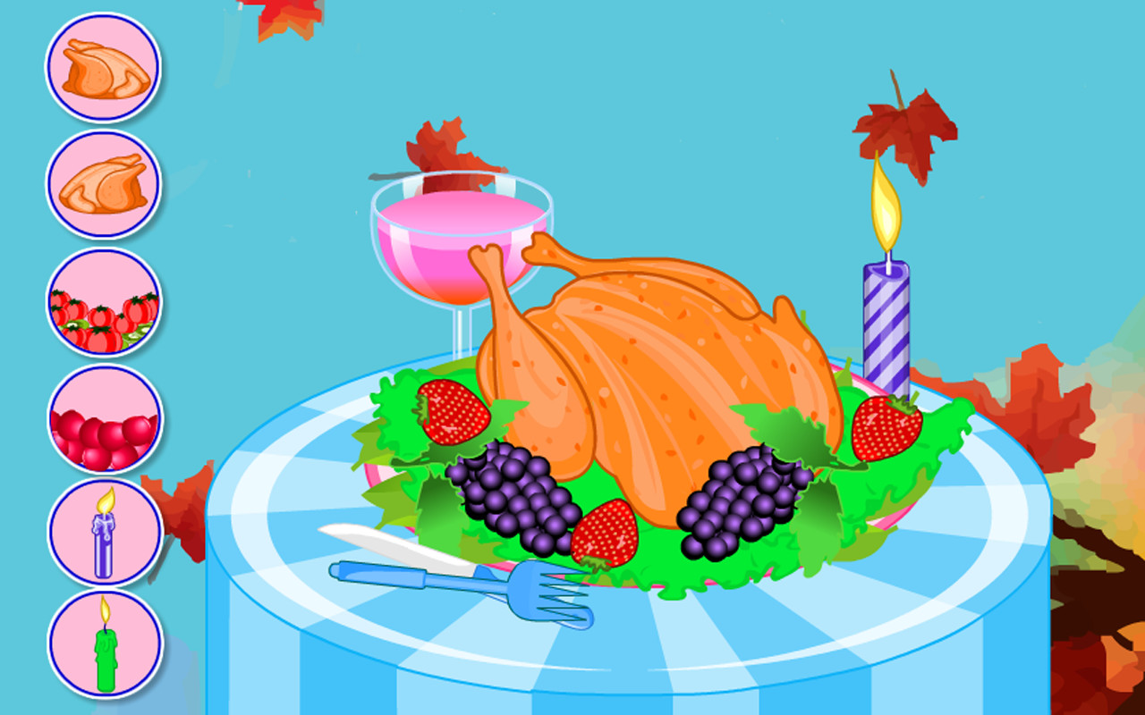 Thanksgiving turkey decor free android game download