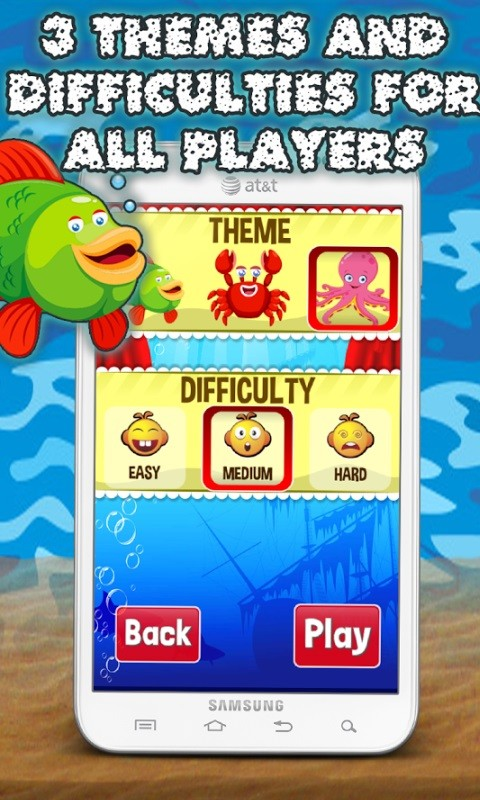Fish tap live dream adventure free android game download for Secret fish in tap tap fish