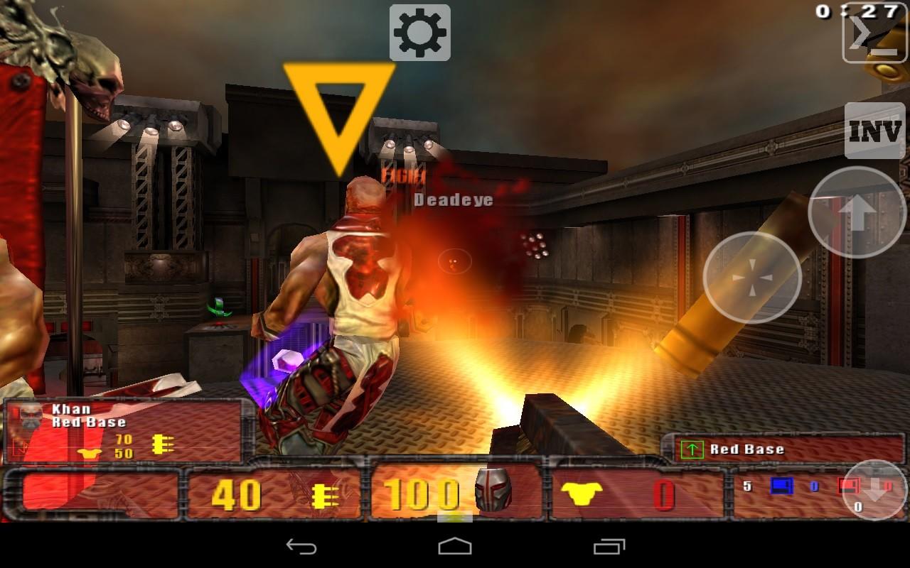 Q3-Touch (Port of Quake 3) Free Samsung Galaxy Y Game
