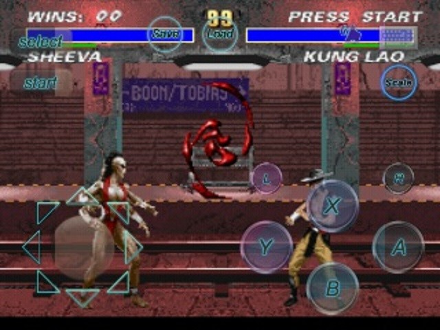 Mortal Kombat 3 Free Android Game download - Download the